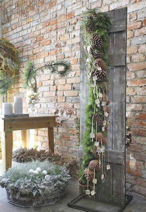 easy natural christmas decor home bunch interior