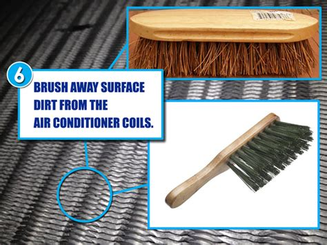 cleaning air conditioner condenser unit how to clean your outside air conditioning condenser unit