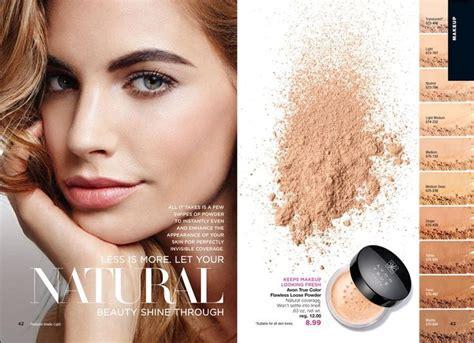 Sale Make Up Brush Isi 5 avon makeup sales caign 10 2017 avon powder and makeup