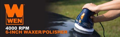 Wen 6010 6 Inch Waxer Polisher wen 6010 6 inch waxer polisher home improvement