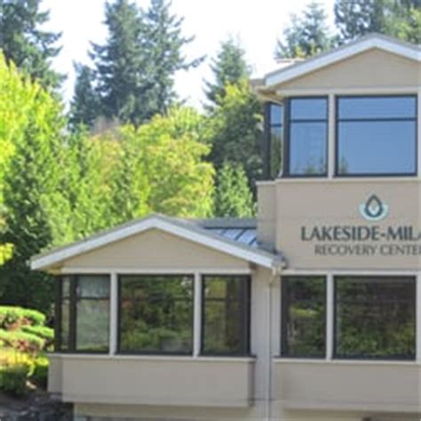 Tacoma Detox Phone Number by Lakeside Milam Recovery Centers Rehabilitation Centers