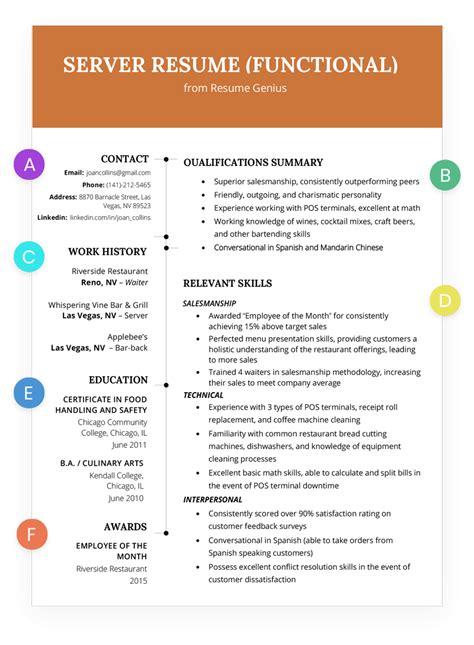how to write a chronological resume jalcine me