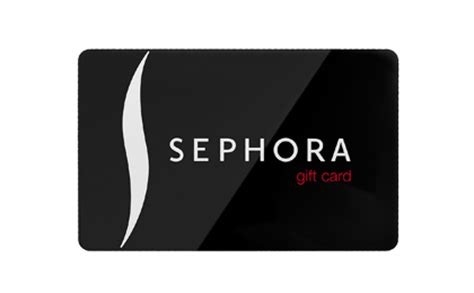 Can You Use Jcpenney Gift Cards At Sephora - hot 10 sephora gift card only 4 50 limited number available simple coupon deals