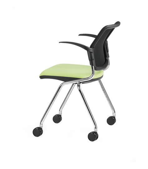 sedia con ruote sedia con ruote e braccioli ideale per uffici operativi