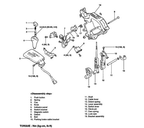 How To Replace Shift Solenoid 2005 Hyundai Tucson How