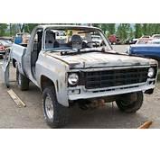 Restored Original And Restorable Chevrolet Trucks For