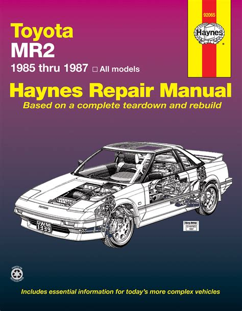 car service manuals pdf 2001 toyota mr2 spare parts catalogs 1987 mr2 exhaust system wiring diagrams wiring diagram schemes