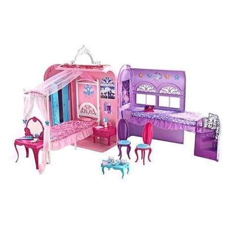 barbie princess bedroom 44 99 barbie the princess and the popstar princess