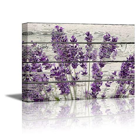 purple printable wall art home decor canvas wall art purple lavender flowers on