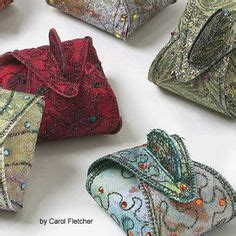 Small Patchwork Projects - pincushions on cushions pincushion patterns