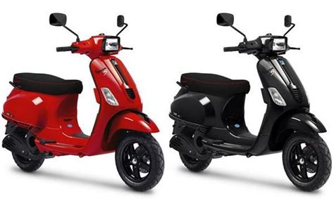 Sport versions for Vespa LX 125 150 (and the S) in