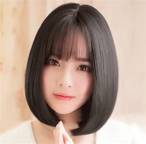 gaya rambut bagi cewek bermuka bulat hidup kita