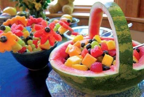 decoraciones con frutas decoraci 243 n de frutas fotos de ideas originales ella hoy