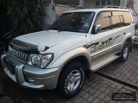 Toyota Tx Used Toyota Prado Tx Limited 2001 Car For Sale In Lahore