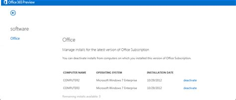 How To Activate Office 365 Portal Managing Office 365 Proplus Installations Activating