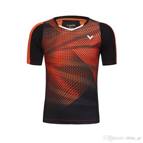 Dh Jersey Indonesia 2018 2016 victor badminton shirt shirt korea