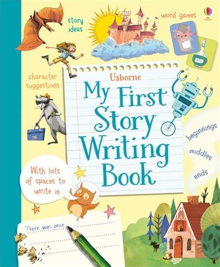 story a novel books creative writing help your child write their own story