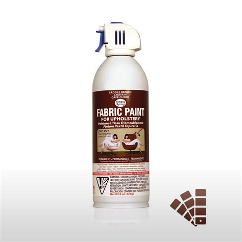 vinyl upholstery spray paint saddle brown fabric dye spray paint quick easy effective