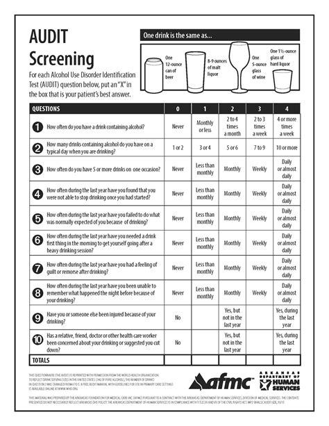 printable alcohol quiz alcohol audit questionnaire search results dunia photo