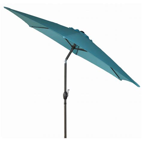 Turquoise Patio Umbrella Mainstays 9 Patio Umbrella Turquoise Cove Walmart