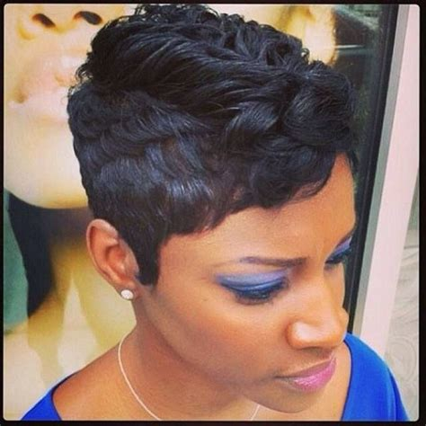 short hairstyle for african american women pinterest 20 stylish and best short hairstyles for black women 2015