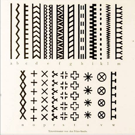 filipino tribal tattoos and meanings gallery philippine symbols best drawing sketch