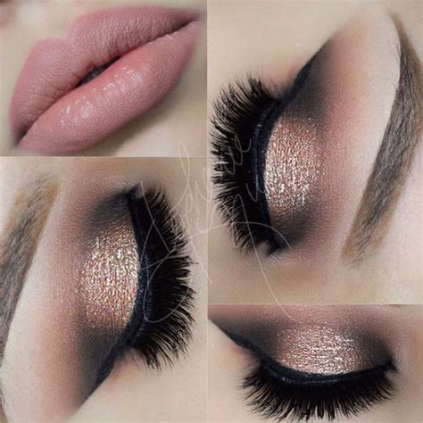 Eyeshadow For Dress 25 best homecoming makeup ideas on prom eye