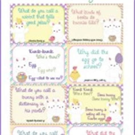 printable easter lunch box jokes printables coupons are great