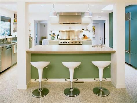 vintage modern kitchen retro modern kitchen interior designs decorations gallery