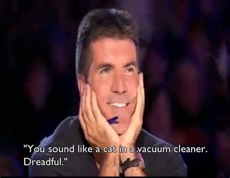More Idol Banter by 25 Best Ideas About Simon Cowell Meme On