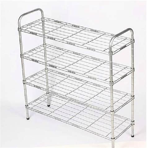 Stainless Steel Shelf Rack by 4 Tier Layers Stainless Steel Rack End 10 22 2015 2 15 Pm