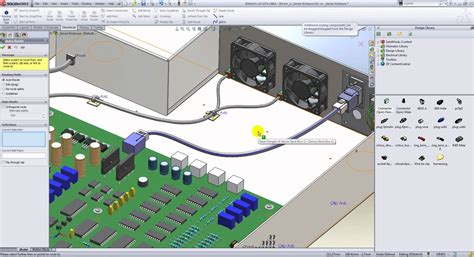 Solidworks an introduction to electrical routing in solidworks