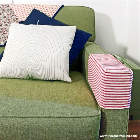 tutorial simple fabric armrest covers armrest covers