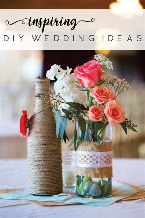 diy wedding decorations for spring diy spring projects skip to my lou