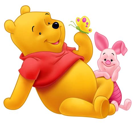Winnie The Pooh Stickers For Walls winnie the pooh and piglet png picture art iii