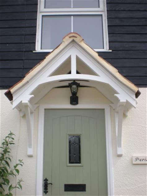 Wooden Front Door Canopy Timber Door Canopies And Canopy Products