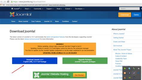 tutorial membuat web dengan ci panduan lengkap cara membuat website dengan joomla