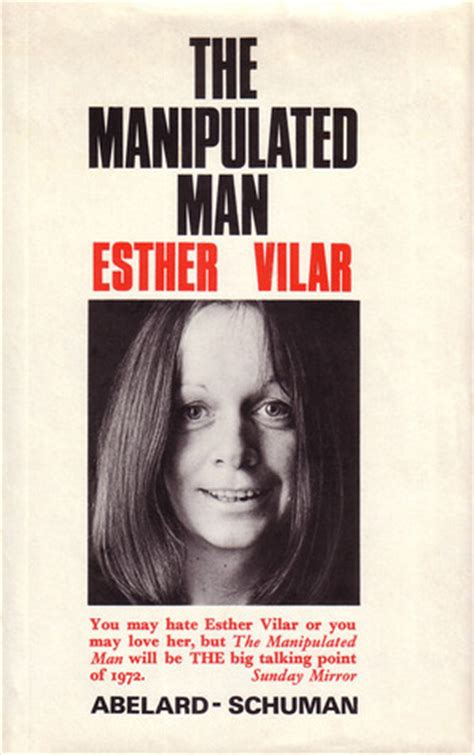 manipulated books let s read vilar esther the manipulated quot