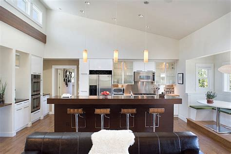 houzz contemporary kitchen kitchen decorating tips that make the most of your space