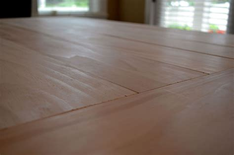 hometalk diy planked table top cover   removable
