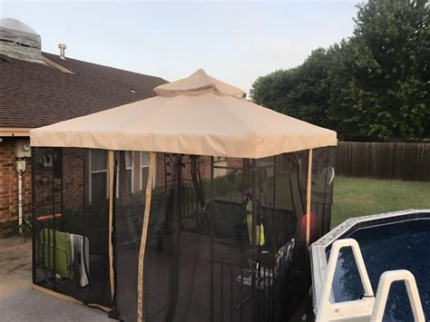 10 X 10 Universal Replacement Canopy Two Tiered by 10 X 10 Ultra Grade Universal Canopy Two Tiered