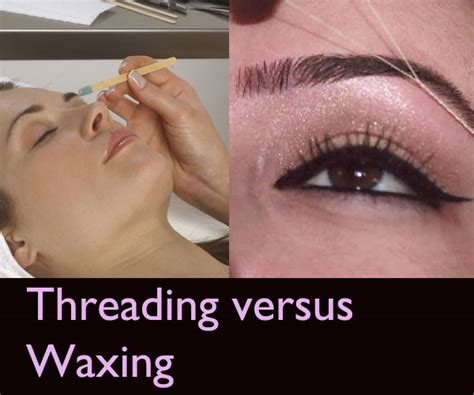 Reasons To Thread Your Eyebrows by Waxing Archives Varvara Brows