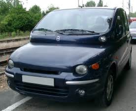 Fiat Multiply File Fiat Multipla Front 20070605 Jpg