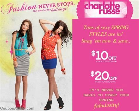 Charlotte Russe Gift Card Code - charlotte russe coupon 2017 2018 best cars reviews