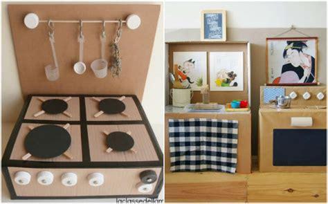giochi cucina di giochi fai da te con il cartone 12 fantastiche idee per i