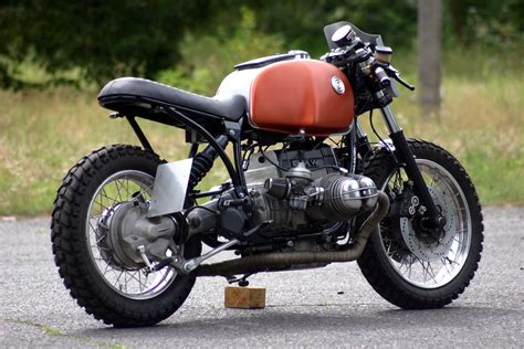 Bmw R100r by Bmw R100r Brat Cafe By Cycles Bikebound