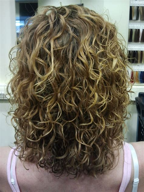 demi wave perm for medium lenghth hair 1000 ideas about permed medium hair on pinterest body