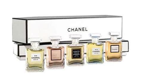 Parfum Miniature Chanel Gift Set Miniatur Bukan Parfum Diskon charming miniatures new fragrances