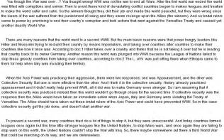 World War Ii Essay by World War Ii At Essaypedia