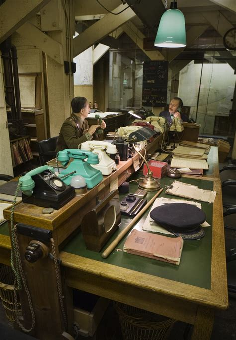 War Rooms by Churchill War Rooms Tour Guide